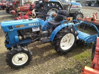 Iseki TX 1500, 2010