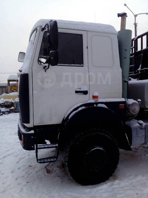 МАЗ. Продам сцепку 6Х6 с Новосибирским прицепом, либо тягач, 15 000куб. см., 30 000кг., 6x6