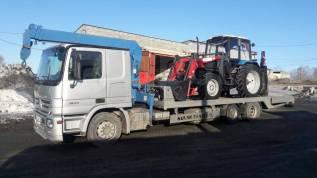 Услуги грузового эвакуатора-манипулятора