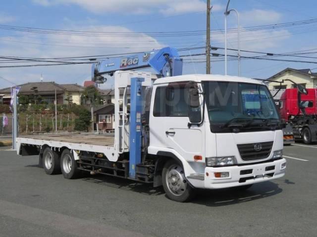 Nissan Diesel Condor. Эвакуатор Nissan Condor, 7 680куб. см., 10 000кг., 6x2. Под заказ