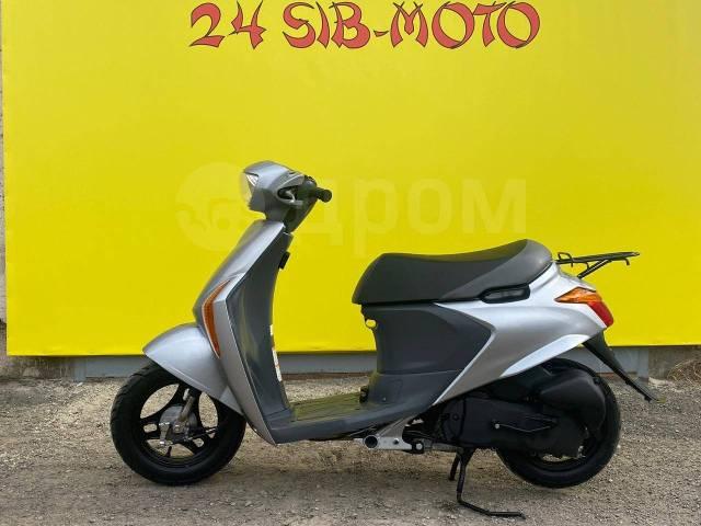 Suzuki Lets 5. 50куб. см., исправен, птс, без пробега