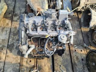 Двигатель без навесного Toyota Carina CT190 2C