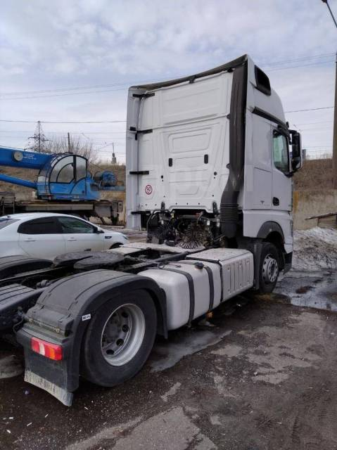 Mercedes-Benz Actros. Mercedes Benz Actros 1845, 2016 г. в., 13 000куб. см., 4x2