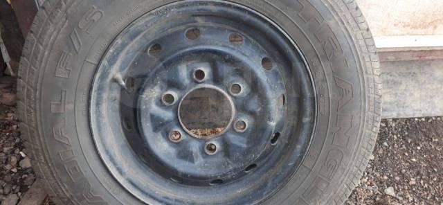 """Продам комплект грузовых колеc. 5.5x14"""" 6x139.70 ET-40 ЦО 80,0мм."""