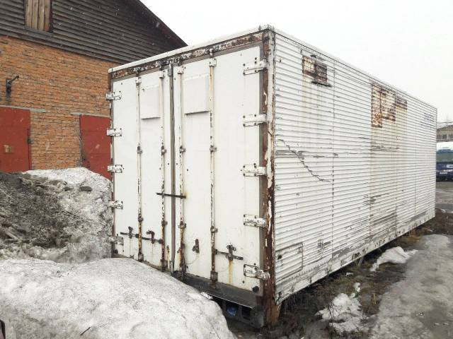 Isuzu Forward. Будка - Грузовой фургон, 5 000кг., 4x2