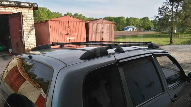 Багажник на крышу Chevrolet Niva