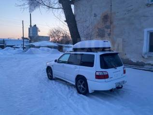 Продам передний и задний бампер Subaru Forester sf5