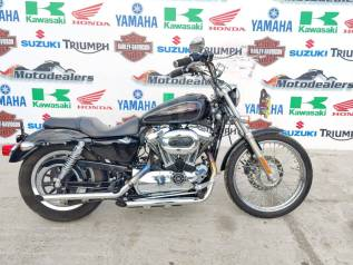 Harley-Davidson Sportster 1200 Custom XL1200C, 2007
