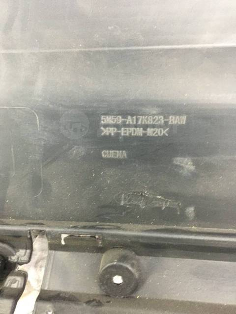 Задний бампер (FPS) FORD Focus 2 5M59A17K823-BAW хетчбек 25M59A17K823BAW