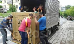 Квартирный офисный переезд фургон грузчики. Перевозка пианино.