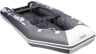 Надувная лодка пвх Аква 3400 нднд