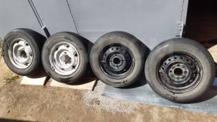 Комплект колес на летней резине 175/70R13