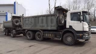 SCANIA P6x400, 2010