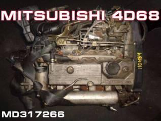 Двигатель Mitsubishi 4D68   Установка Гарантия Кредит