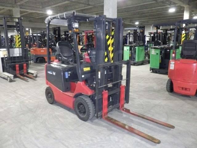 Nichiyu. Вилочный погрузчик Forklift, 1 500кг., Электрический. Под заказ
