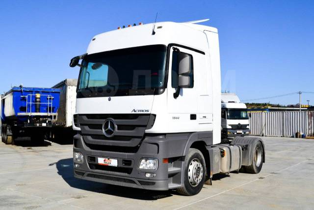 Mercedes-Benz Actros 2042 LS. Mercedes-Benz Actros 1844 LS, 11 946куб. см., 18 000кг., 4x2