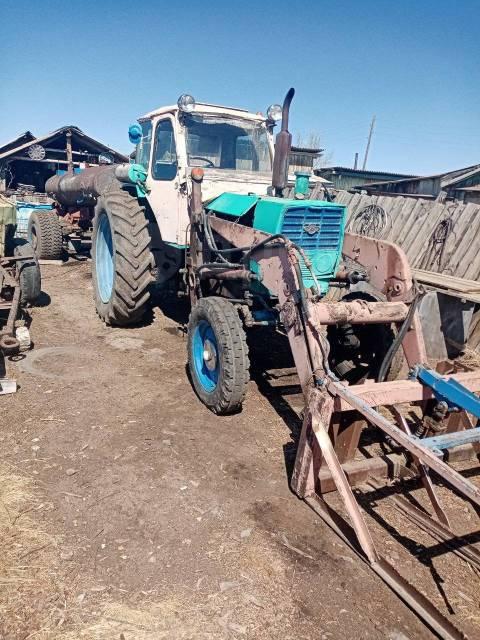 ЮМЗ 6. Продаётся трактор ЮМЗ-6, 62,00л.с.