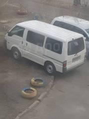 Грузоперевозки микроавтобус