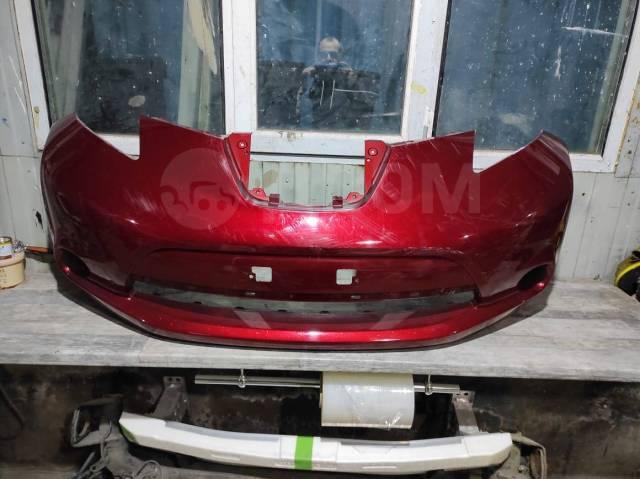 Бампер. Nissan Leaf, AZE0, ZE0 EM57, EM61