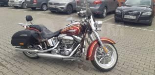Harley-Davidson Softail Deluxe FLSTN, 2014