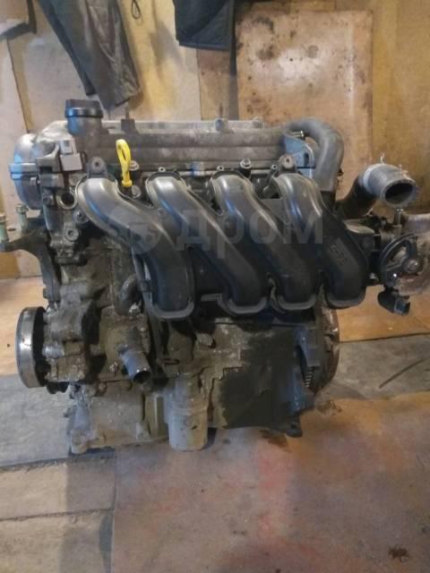 Двигатель в сборе. Toyota Yaris 2NZFE