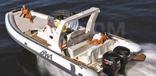 Скоростной риб Bwa Eight Fifty 2011 года