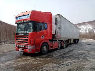 Scania G420, 2002