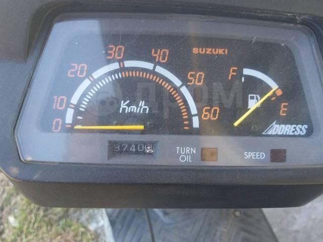 Suzuki. исправен, с пробегом
