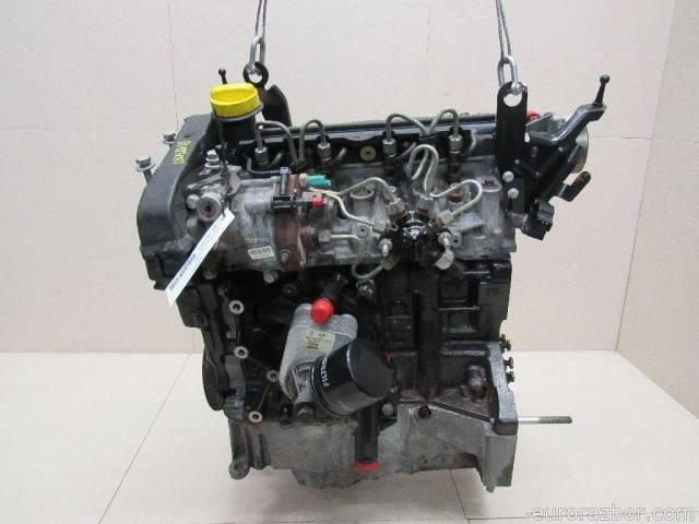 Двигатель в сборе. Renault: Megane, Espace, Kaptur, Laguna, Logan, Sandero, Symbol, Clio, Duster F4P720, F4P722, F4R, F8Q784, F8Q786, F9Q, F9Q730, F9Q...