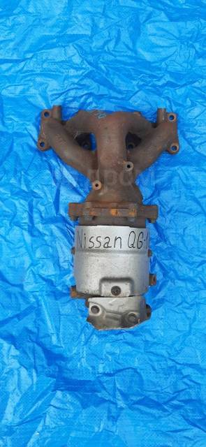 Катализатор Nissan QG-18