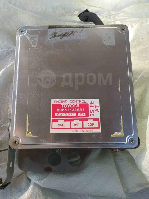 Блок управления ДВС Toyot Vista, Camry SV-33, 3S-FE,2WD AT,8966132651 8966132651
