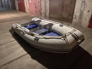 Продам лодку Solar 380 Максима и мотор Parsun 18л/с