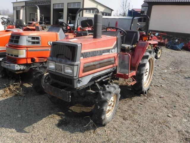 Yanmar. Трактор 18 лс, 3 цилиндра, 4 wd, 18,00л.с.