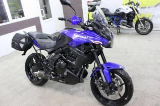 Kawasaki Versys 650, 2012