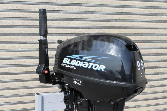 Gladiator. 9,90л.с., 2-тактный, бензиновый, нога S (381 мм), 2021 год