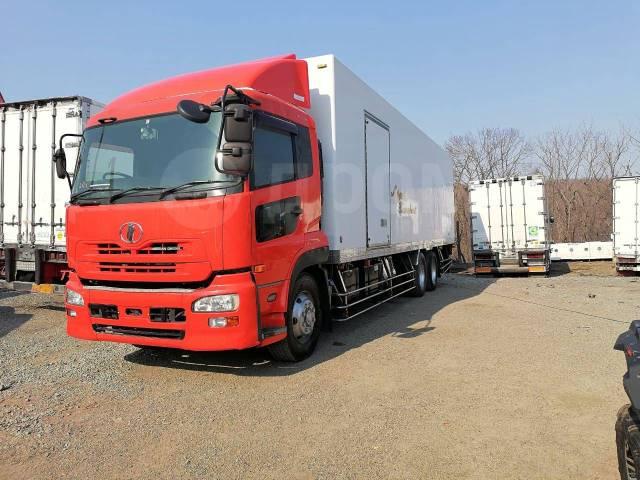 Nissan Diesel. Продам Рефрижератор в наличии 2008 Б, П, 13 000куб. см., 15 000кг., 6x2