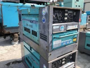 Сварочный генератор Denyo DLW400ESW-1752 без пробега по РФ