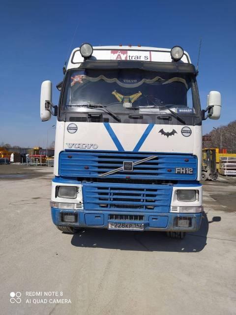 Volvo FH12. Volvo FH 12 вольво фш 12 сцепка штора 420 л/с, 20 000кг., 4x2