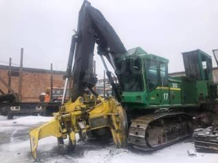 John Deere 853J, 2008