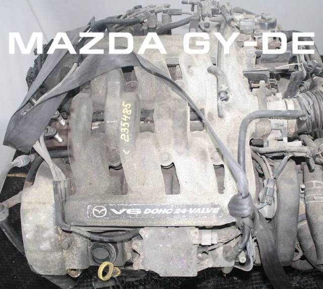 Двигатель в сборе. Mazda MPV, LW28G, LW, LW5W GYDE, GY
