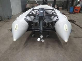 Лодка ПВХ Solar 420