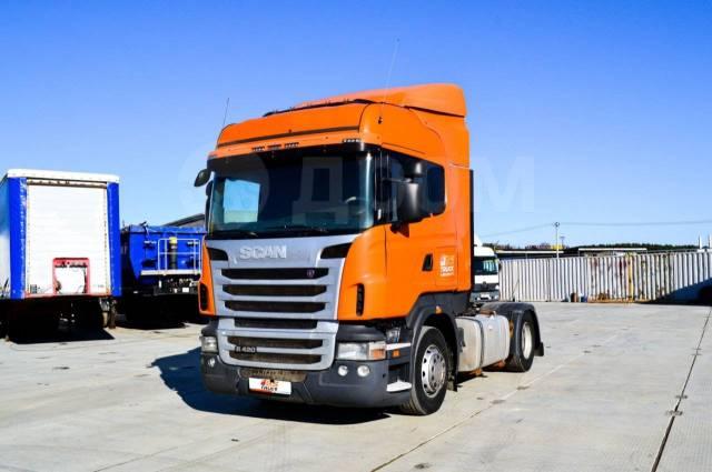 Scania. , 11 700куб. см., 19 000кг., 4x2