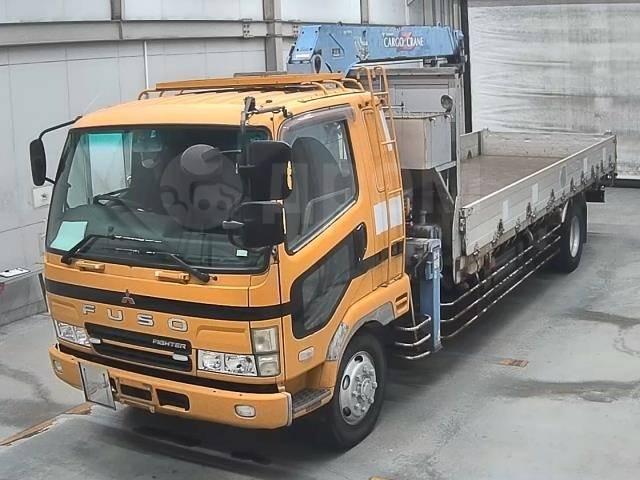 Mitsubishi Fuso Canter. Манипулятор Mitsubishi Canter, 5 000кг., 4x2. Под заказ