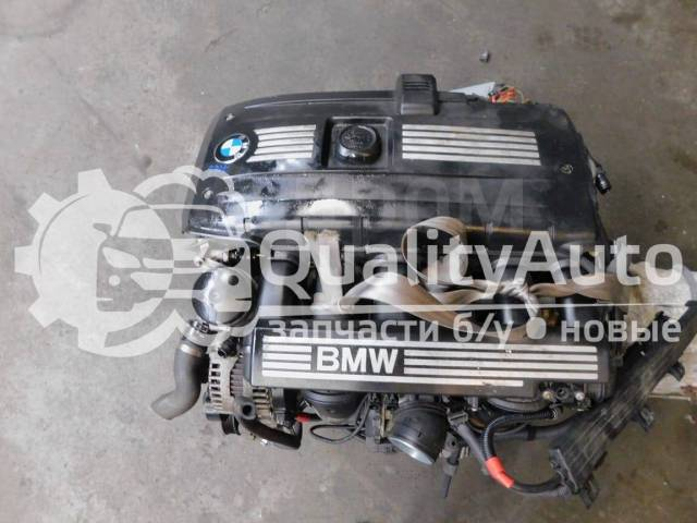 Двигатель 3.0 л N52B30AE BMW 5-Series N52B30AE