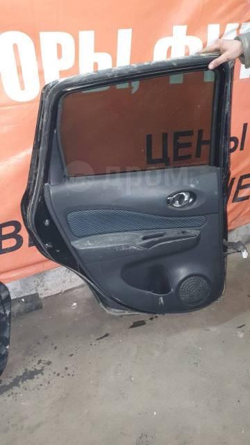 Дверь боковая левая задня Nissan Note E12 2016 г