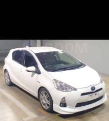 Toyota Aqua, 2014