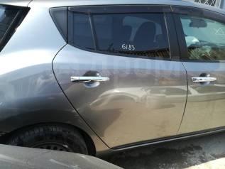Дверь задняя правая Nissan Leaf AZE0 (№6183)