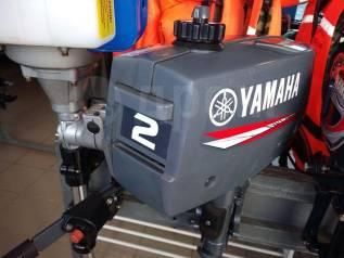 Лодочный мотор Yamaha 2 Б/У