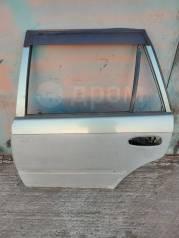 Дверь задняя левая Toyota Corolla AE100