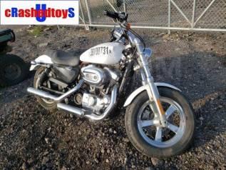 Harley-Davidson Sportster 1200 Custom XL1200C 46221, 2013
